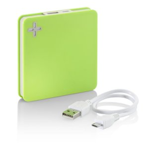 Power bank MAIS 5200 mAh zielony jasny