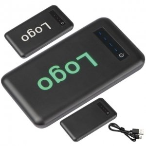 Power bank BOLIVIA 8000mAh kolor zielony