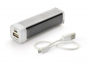 Power bank LIP 2600 mAh czarny